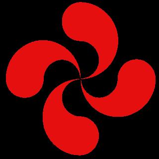 la croix Basque ou Lauburu